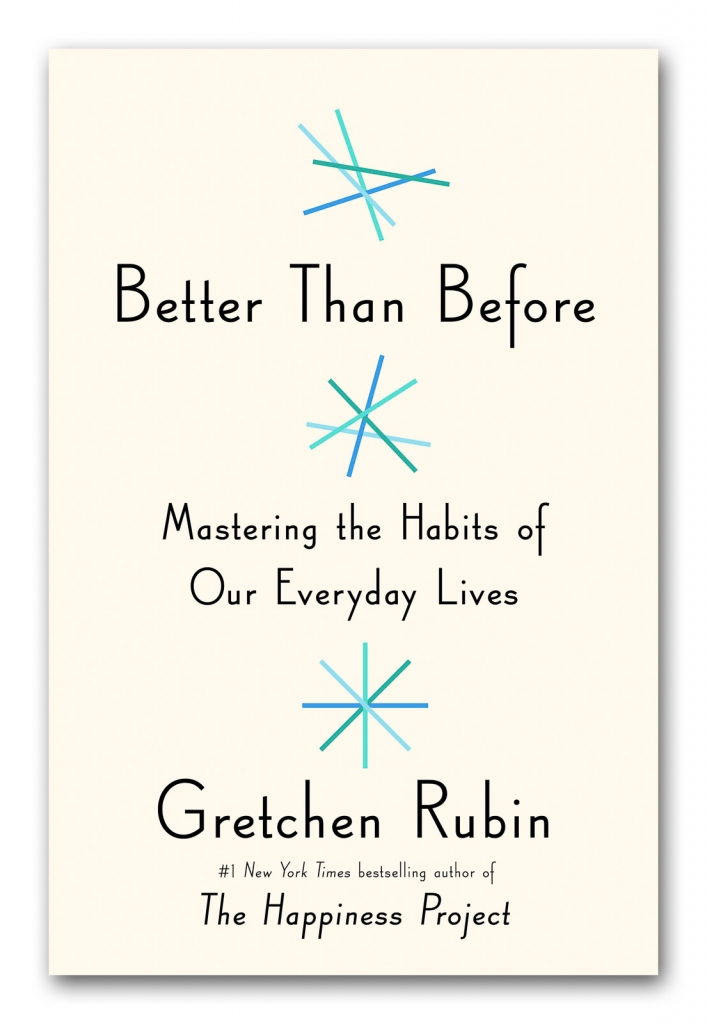 """If we change our habits, we change our lives,"" writes Rubin."
