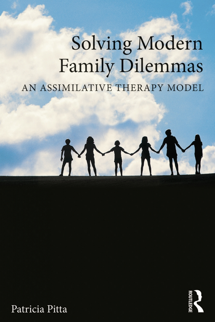 Dr. Pitta's textbook on family therapy was published by Routledge last year.